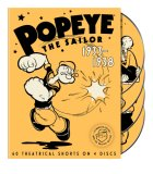 Popeye the Sailor: 1933 - 1938