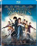 Pride + Prejudice + Zombies (Blu-ray)