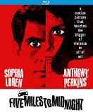 Five Miles to Midnight (Blu-ray)