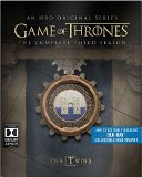 Game of Thrones: The Complete Third Season (Steelbook Edition)