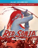 Red Sonja: Queen Of Plagues (Blu-ray)