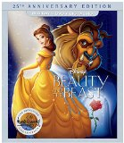 Disney's Beauty And The Beast: 25th Anniversary Edition (Blu-ray)