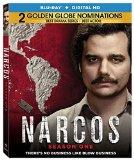 Narcos: Season 1 (Blu-ray)