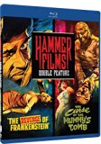 Hammer Film Double Feature - The Revenge of Frankenstein & The Curse of the Mummy's Tomb