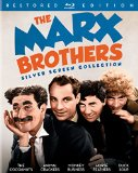The Marx Brothers Silver Screen Collection  - Restored Edition (Blu-ray)