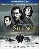Silence (2016) (Blu-ray)