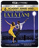 La La Land  4K Ultra HD (Blu-ray)