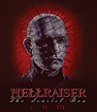 Hellraiser: The Scarlet Box Limited Edition Trilogy (Updated)
