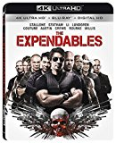 The Expendables 4K Ultra HD (Blu-ray)