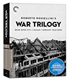 Roberto Rossellini's War Trilogy: Criterion Collection (Rome Open City / Paisan / Germany Year Zero)