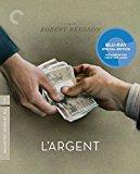L'argent: Criterion Collection