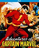 Adventures of Captain Marvel (Blu-ray)