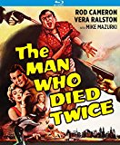 The Man Who Died Twice (Blu-ray)
