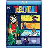 Teen Titans: The Complete First Season (Blu-ray)