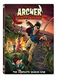 Archer: Danger Island Season 9