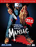 Maniac (Three-Disc Limited Edition)