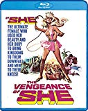 The Vengeance Of She (Blu-ray)