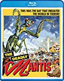 The Deadly Mantis (Blu-ray)