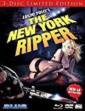 The New York Ripper (2019 4K Remaster) (Blu-ray)
