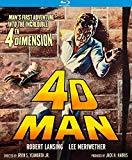 4D Man (Blu-ray)