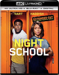 Night School (4K Ultra HD) (Ultra HD)