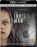 The Invisible Man (2020) (4K Ultra HD)