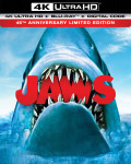 Jaws (45th Anniversary Limited Edition) (4K Ultra HD)